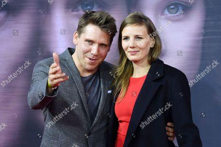 Editorial photo of Werk Ohne Autor film premiere in Berlin, Germany - 26 Sep 2018