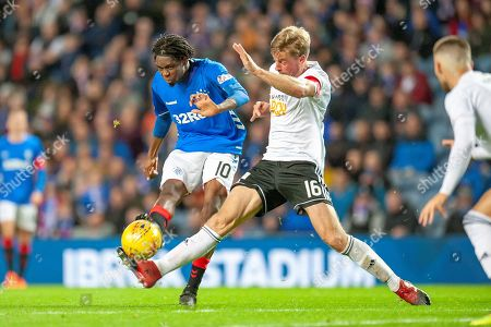 Editorial photo of Rangers v Ayr United, Betfred Cup - 26 Sep 2018