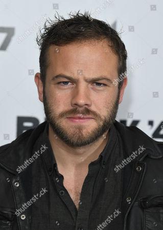 Editorial photo of 'Black 47' Film Screening, London, UK - 26 Sep 2018