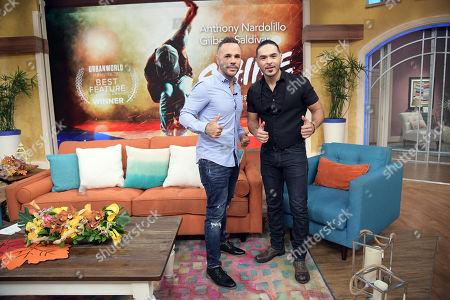 Anthony Nardolillo and Gilbert Saldivar