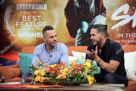 Editorial image of 'Despierta America' TV show, Miami, USA - 26 Sep 2018