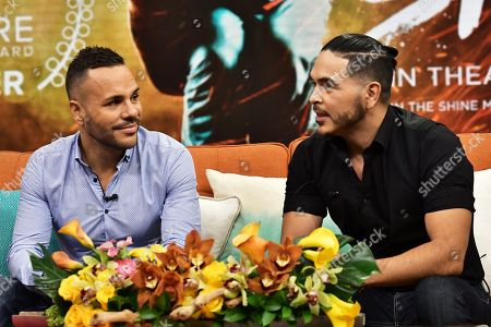 Editorial photo of 'Despierta America' TV show, Miami, USA - 26 Sep 2018