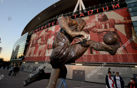 Editorial picture of Arsenal v Brentford, The EFL Carabao Cup, Football, Emirates Stadum, London, UK - 26 Sep 2018
