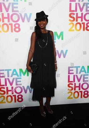 Editorial image of ETAM Show, Paris, France - 25 Sep 2018