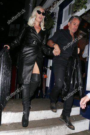Editorial image of Lady Gaga out and about, London, UK - 26 Sep 2018