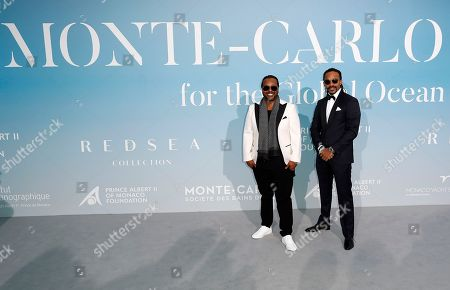 Editorial photo of Monte Carlo Gala, for the Global Ocean 2018, Monaco - 26 Sep 2018