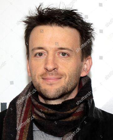 Stock Photo of Lance Daly