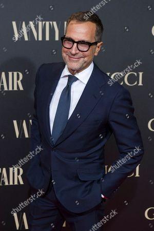 Editorial image of Vanity Fair Gala, Madrid, Spain - 26 Sep 2018