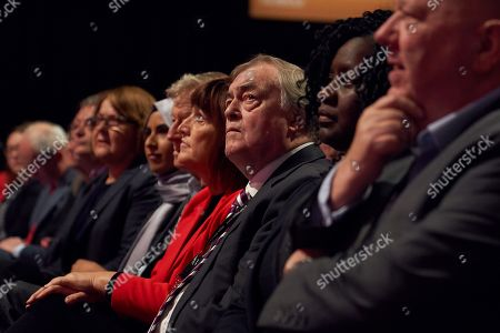 John Prescott at the Labour Party Conference