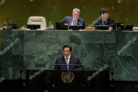 Editorial picture of United Nations General Assembly - 26 Sep 2018