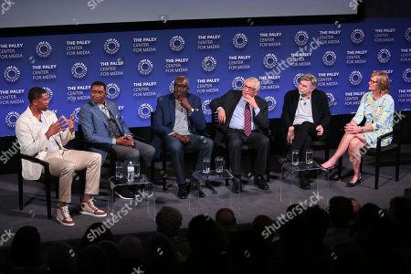 Editorial photo of Paley Live NY: Basketball: A Love Story, New York, USA - 26 Sep 2018