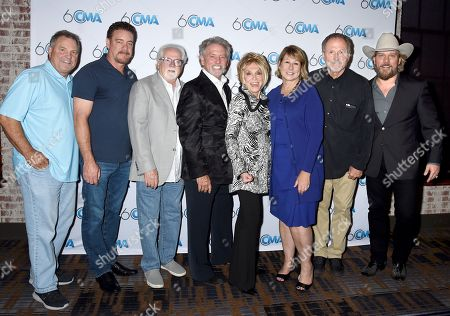 Editorial picture of CMA's 60th Anniversary Celebration, Arrivals, Nashville, USA - 26 Sep 2018