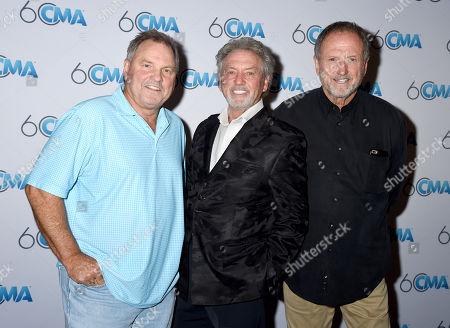 Rudy Gatlin, Larry Gatlin and Steve Gatlin