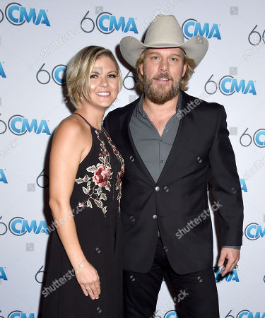 Craig Wayne Boyd and wife Taylor