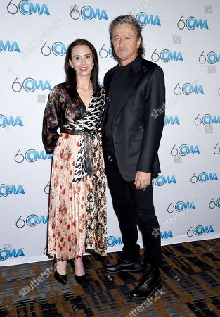 Mark Collie and wife Tammy