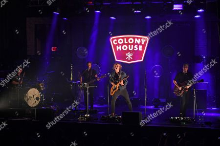 Colony House - Will Chapman, Parke Cottrell, Caleb Chapman, Scott Mills