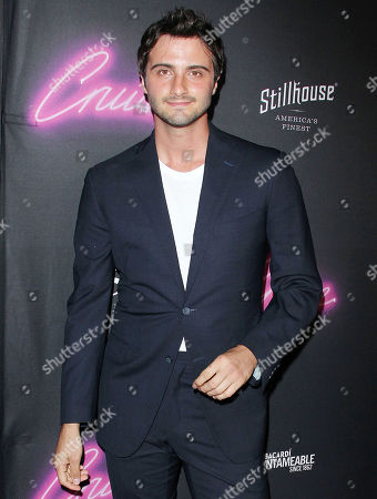 Editorial photo of 'Cruise' film premiere, Los Angeles, USA - 26 Sep 2018