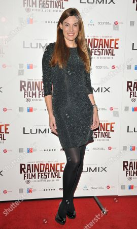 Editorial image of 'Princesita' premiere, Raindance Film Festival, London, UK - 26 Sep 2018