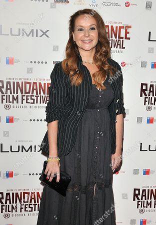 Editorial photo of 'Princesita' premiere, Raindance Film Festival, London, UK - 26 Sep 2018