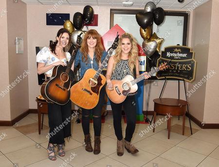 Editorial picture of Country Artist and Kretschmar Deli Brand Ambassadors visit Children's Hospital of TriStar Centennial, Nashville, USA - 26 Sep 2018