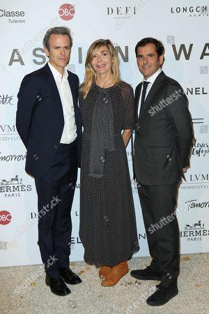 Editorial image of Andam Fashion Award 2018 cocktail party, Spring Summer 2019, Paris Fashion Week, France - 26 Sep 2018