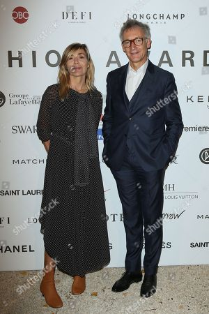 Editorial picture of Andam Fashion Award 2018 cocktail party, Spring Summer 2019, Paris Fashion Week, France - 26 Sep 2018