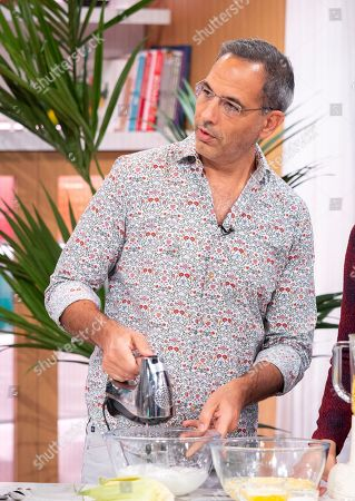 Stock Photo of Yotam Ottolenghi