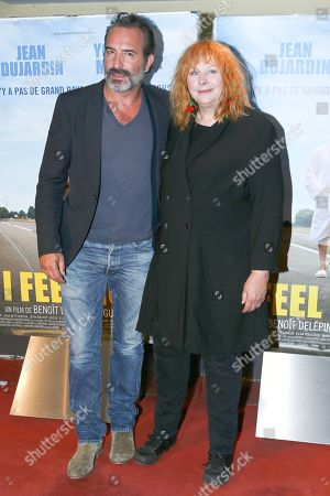Editorial picture of 'I feel good' film premiere, Paris, France - 25 Sep 2018