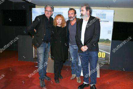 Benoit Delepine, Jean Dujardin, Yolande Moreau, Gustave Kervern