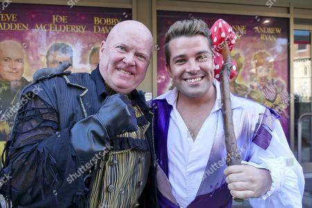 Editorial photo of 'Dick Whittington' pantomime photocall, The Mayflower Theatre, Southampton, UK - 27 Sep 2018