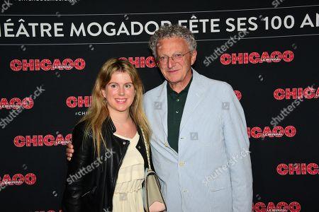Nelson Monfort, Isaure Monfort