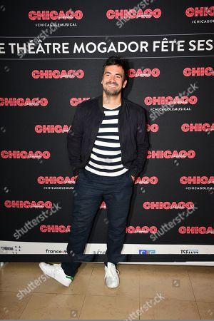 Editorial photo of 'Tapis Rouge' film premiere, Paris, France - 26 Sep 2018