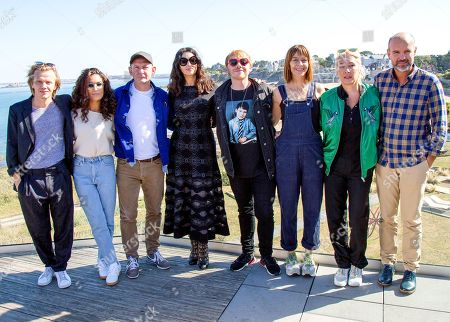 Alex Lutz, Sabrina Ouazani, Ian Hart, Monica Bellucci, Rupert Grint, Kate Dickie, Emmanuelle Bercot and Thierry Lacaze