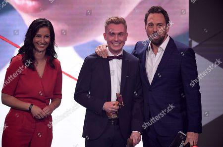 Editorial picture of YouTube Goldene Kamera Digital Awards, Berlin, Germany - 27 Sep 2018