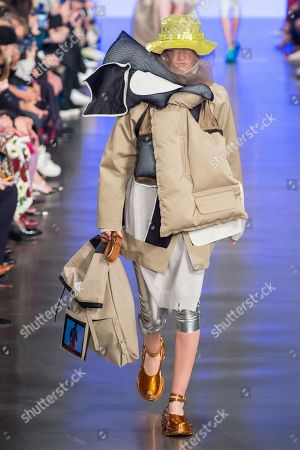 Editorial image of Maison Margiela show, Runway, Spring Summer 2019, Paris Fashion Week, France - 26 Sep 2018
