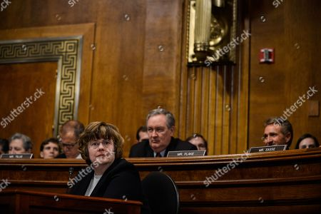 Rachel Mitchell during Judge Brett Kavanaugh's hearing