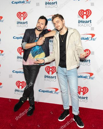 Heffron Drive - Dustin Belt and Kendall Schmidt