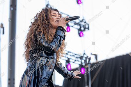Editorial image of iHeartRadio Music Festival, Show, Las Vegas, USA - 22 Sep 2018