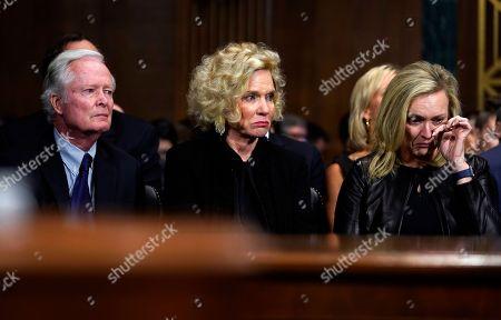 Editorial image of Senate Judiciary Committee Brett Kavanaugh nomination hearing, Washington DC, USA - 27 Sep 2018
