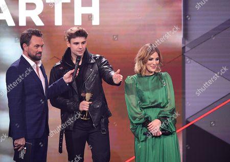 Editorial image of YouTube Goldene Kamera Digital Awards 2018 in Berlin, Germany - 27 Sep 2018