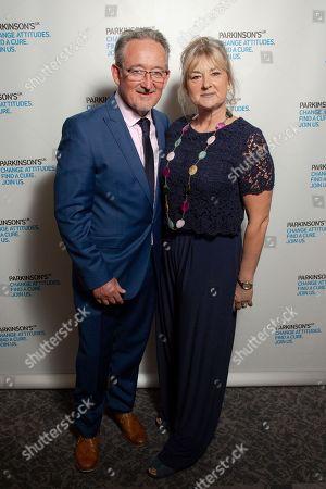 Martin Turner and Mandi Turner