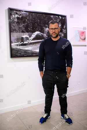 Editorial photo of 'Boys! Boys! Boys!' exhibition preview, The Little Black Gallery, London, UK - 27 Sep 2018