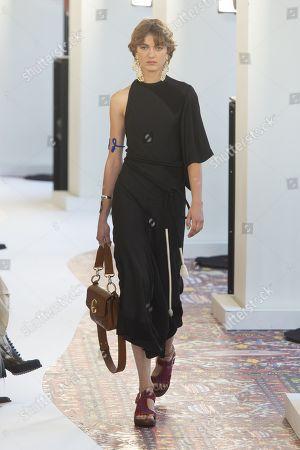 Editorial image of Chloe show, Runway, Spring Summer 2019, Paris Fashion Week, France - 27 Sep 2018
