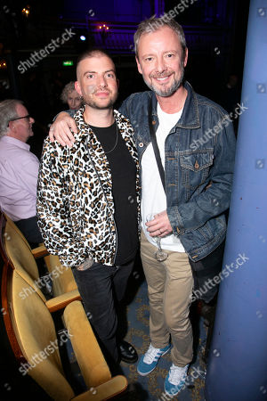 Jamie Lloyd (Director) and John Simm