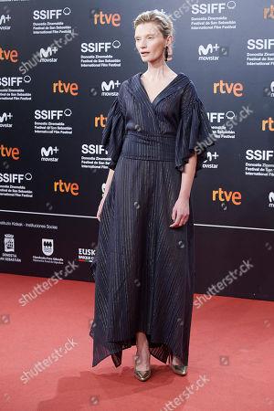 Editorial photo of 'High Life' premiere, 66th San Sebastian Film Festival, Spain - 27 Sep 2018