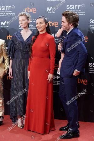 Editorial image of 'High Life' premiere, 66th San Sebastian Film Festival, Spain - 27 Sep 2018