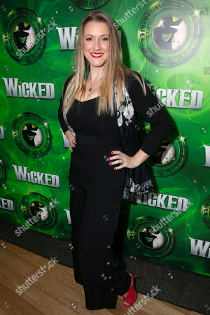 Editorial picture of 'Wicked' musical, 12th Birthday, London, UK - 27 Sep 2018