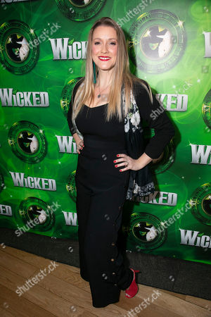 Editorial image of 'Wicked' musical, 12th Birthday, London, UK - 27 Sep 2018