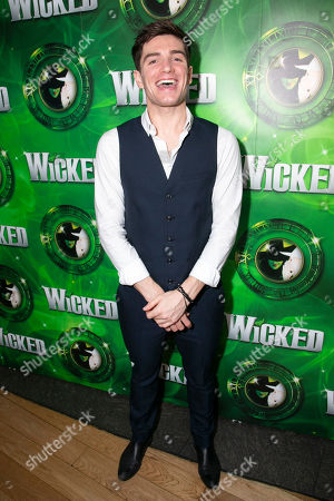 Editorial photo of 'Wicked' musical, 12th Birthday, London, UK - 27 Sep 2018