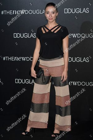 Editorial picture of Douglas makeup 'Save the date' event, Madrid, Spain - 27 Sep 2018